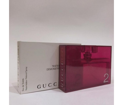 TESTER GUCCİ RUSH 2 EDT 75 ML