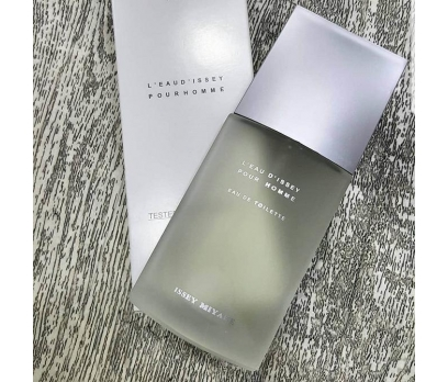 TESTER ISSEY MİYAKE L'EAU D'İSSEY HOMME EDT 100 ML