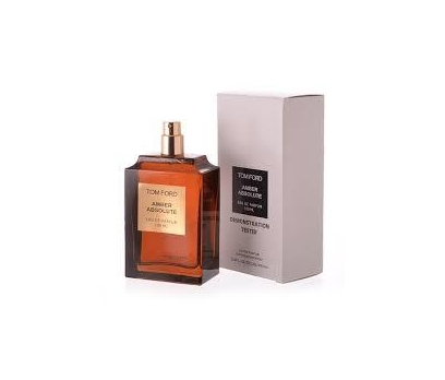 TESTER KUTULU TOM FORD AMBER ABSOLUTE EDP