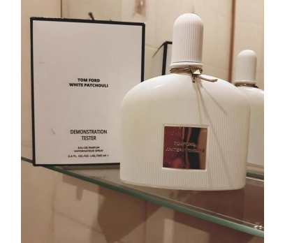 TESTER TOM FORD WHİTE PATCHOULİ EDP 100 ML