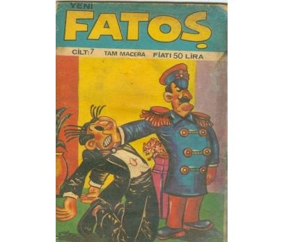YENİ FATOŞ CİLT 7 NADİR 50 LİRALIK 1982 ŞİLLİLER