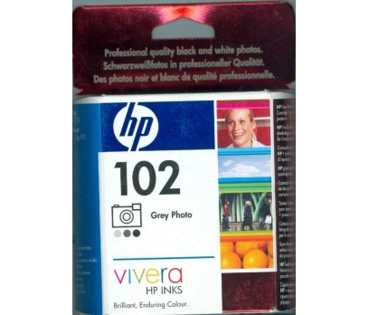 HP 102GREY PHOTOVIVERA YAZICI BASKI KARTUŞU