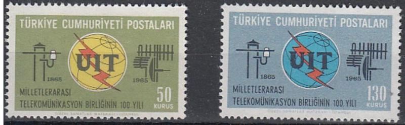 1965 DAMGASIZ ULUSLARARASI TELEKOMİNİKASYON BİRLİ. 1