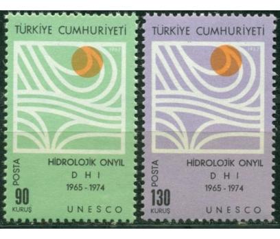 1967 DAMGASIZ HİDROLOJİK 10. YILI SERİSİ
