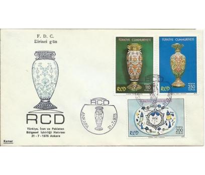 1975 RCD FDC