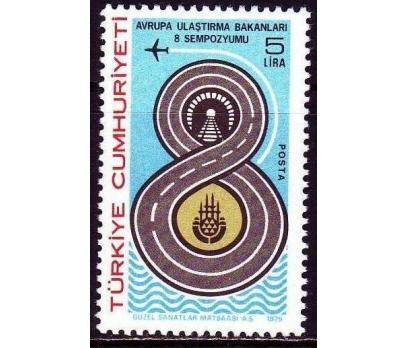 1979 DAMGASIZ AVRUPA ULAŞTIRMA BAKANLARI 8. KONGRE