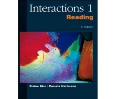 Interactions 1, Reading 4th Edition (ingilizce)