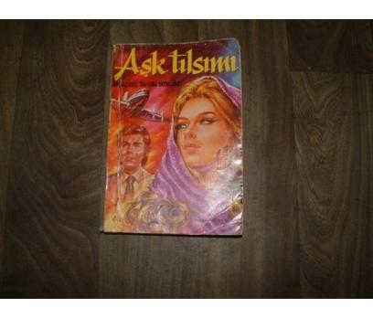AŞK TILSIMI MUAZZEZ TAHS BERKANT İNKILAP - 1960