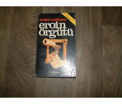 EROİN ÖRGÜTÜ EVELYN ANTHONY  CEP YAYIN- 1983