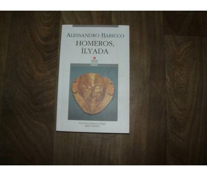 HOMEROS İLYADA ALESSANDRO BARICCO
