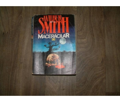 MACERACILAR WILBUR SMITH ALTIN YAYIN- 1984