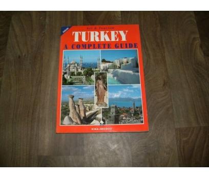 TURKEY A COMPLETE GUIDE KINA BECOCCI - İNGİLİZCE