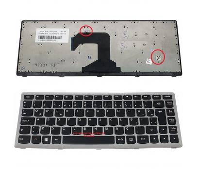 Lenovo S4070 Klavye Tuş Takımı TR Q Siyah