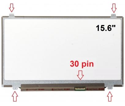 LP156WHB TP GB Ekran 15.6 Slim 30 Pin Dizüstü Bilgisayar Ekranı