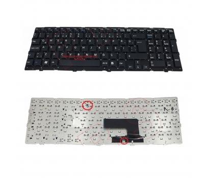 Sony 148927271 Klavye Tuş Takımı Tuş Seti Türkçe Siyah Q