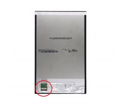 N070ICE-G02 Ekran (Lcd Ekran, iç Ekran) Tablet Ekranı