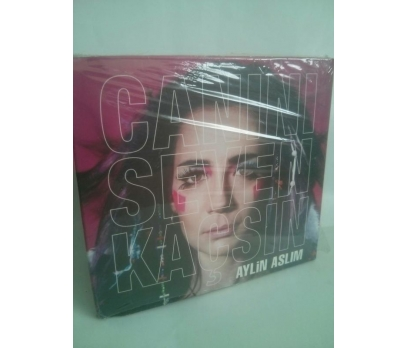 AYLİN ASLIM - CANINI SEVEN KAÇSIN / ORJ. SIFIR CD