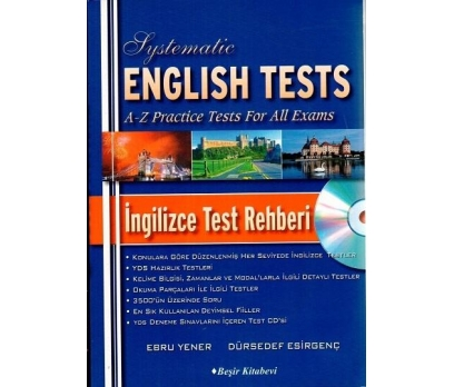 BEŞİR KİTABEVİ SYSTEMATİC ENGLİSH TESTS