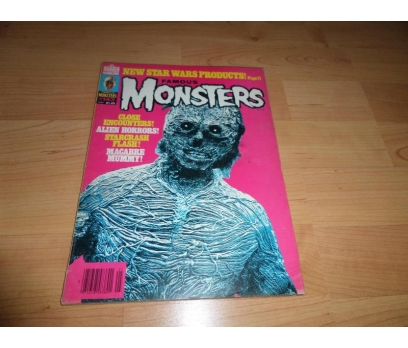Famous Monsters of Filmland Magazine 143