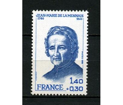 FRANSA ** 1980 LA MENNAİS TAM SERİ SÜPER (050415)