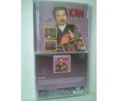ORHAN GENCEBAY -  KAN ÇİÇEĞİ / ORİJİNAL, SIFIR VCD