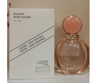 TESTER BVLGARİ GOLDEA ROSE EDT 90 ML