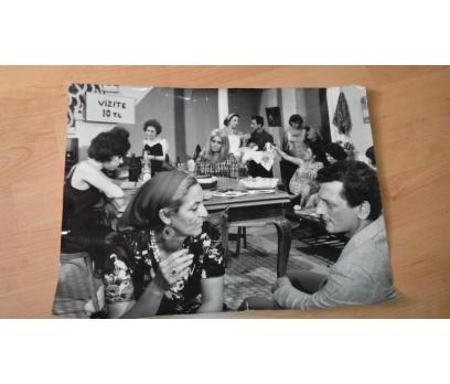 TÜRK SİNEMASI SİYAH BEYAZ FOTOĞRAF 1960-1970 LER