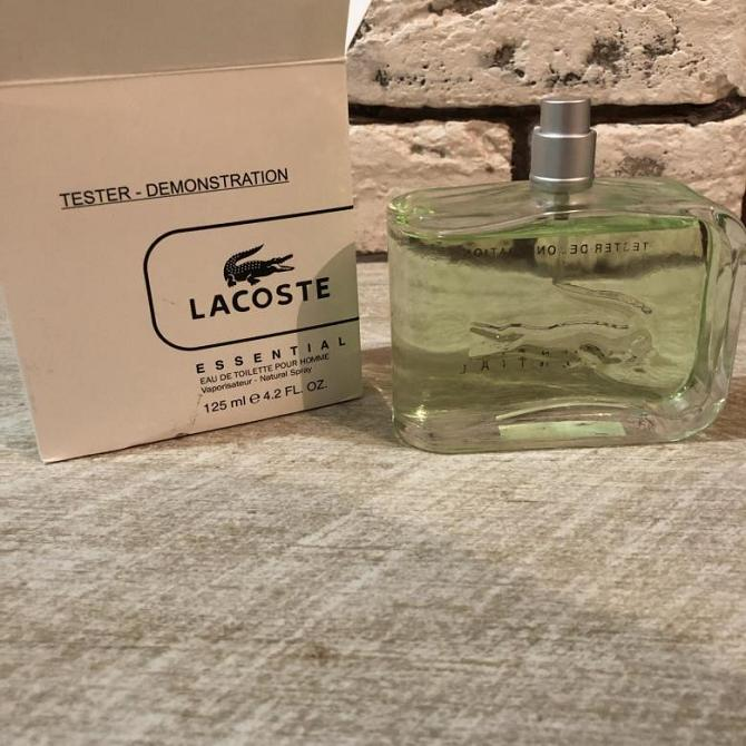 TESTER LACOSTE ESSENTİAL EDT 125 ML 1