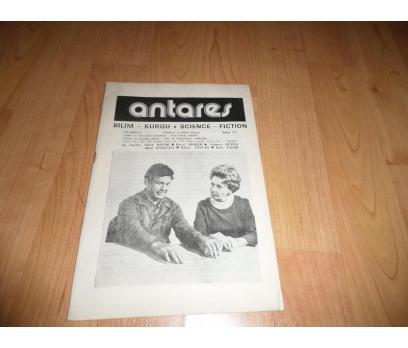ANTARES BİLİM KURGU DERGİSİ BAHAR 1975