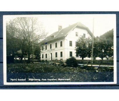 AVUSTURYA KARTP. 1927 PG ALTENBERG SÜPER (18-22)