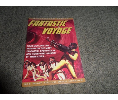 Fantastik Voyage Kart Postal 14*10 cm