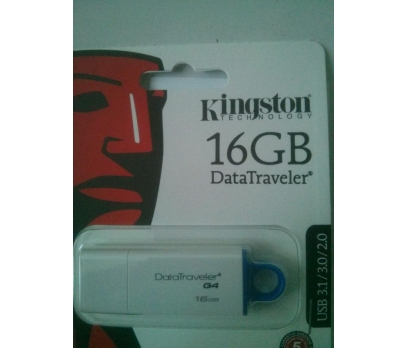 KINGSTON 16GB DataTravelerG4 USB3.1/3.0 FLASH DİSK