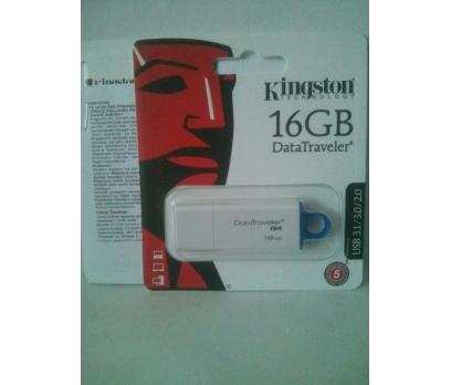 KINGSTON 16GB DataTravelerG4 USB3.1/3.0 FLASH DİSK 2