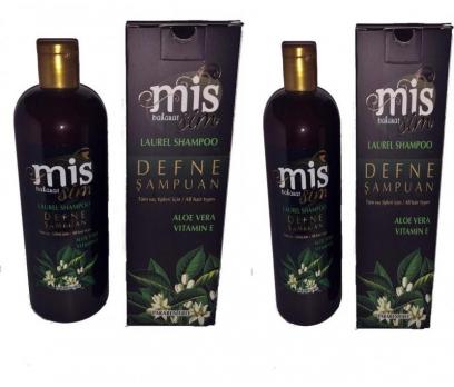 Mis Baharat Defne Şampuan Aloe Vera Vitamin E