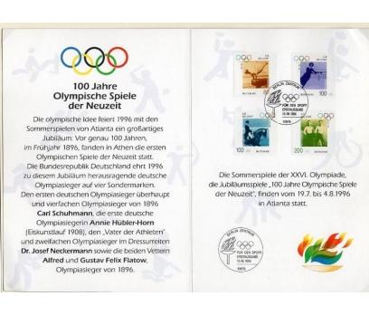 OLİMPİYAT & SPOR  MİNİ KOLEKSİYON-12  ETB (18-23)