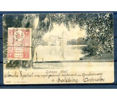 SALZBURG PG 1907 KP BURSA'YA GÖNDERİLMİŞ (18-22)