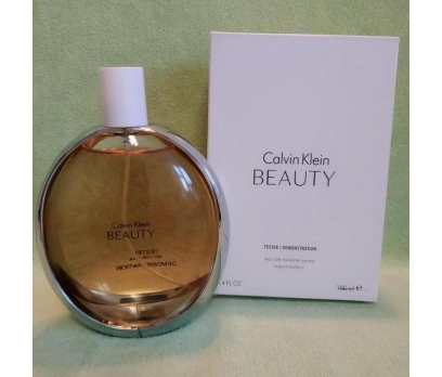 TESTER CALVİN KLEİN BEAUTY EDT 100 ML