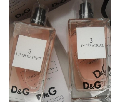 TESTER DOLCE GABBANA L'İMPERATRİCE 3 EDT 100 ML