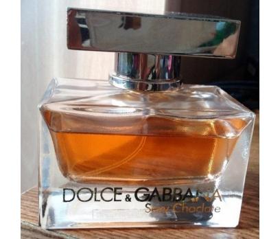 TESTER DOLCE GABBANA SEXY CHOCOLATE EDP 75 ML 2