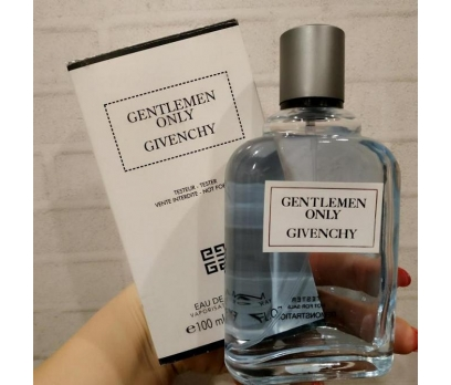 TESTER GİVENCHY GENTLEMEN ONLY EDT 100 ML