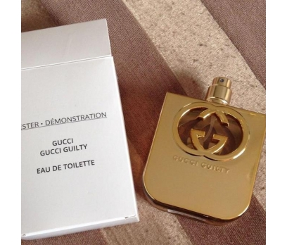 TESTER GUCCİ GUİLTY FEMME EDT 75 ML