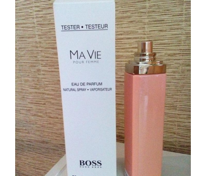 TESTER HUGO BOSS MA'VİE EDP 90 ML