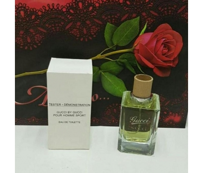 TESTER KUTULU GUCCİ BY GUCCİ SPORT EDT