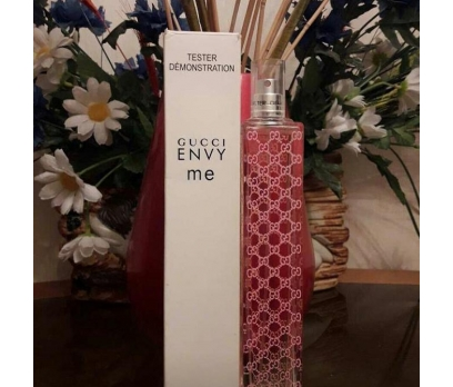 TESTER KUTULU GUCCİ ENVY ME EDT