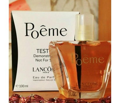 TESTER LANCOME POEME EDP 100 ML