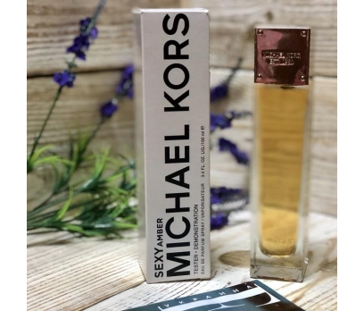 TESTER MİCHEAL KORS SEXY AMBER  EDP 100 ML