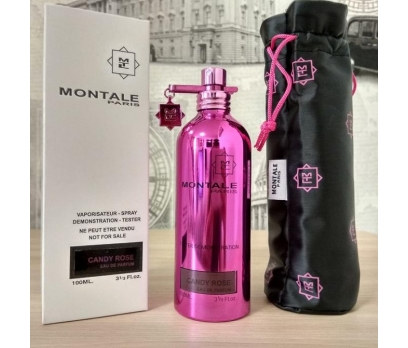 TESTER MONTALE CANDY ROSE EDP 100 ML
