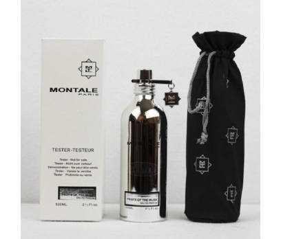 TESTER MONTALE FRUİTS OF MUSK EDP 100 ML