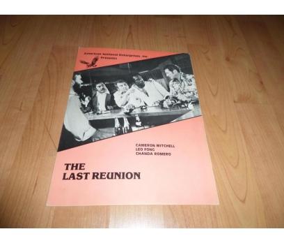 THE LAST REUNION FİLM BROŞÜR