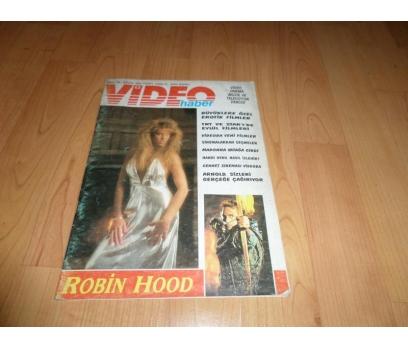 VİDEO HABER EYLÜL 1991 SAYI 78 SİNEMA DERGİSİ
